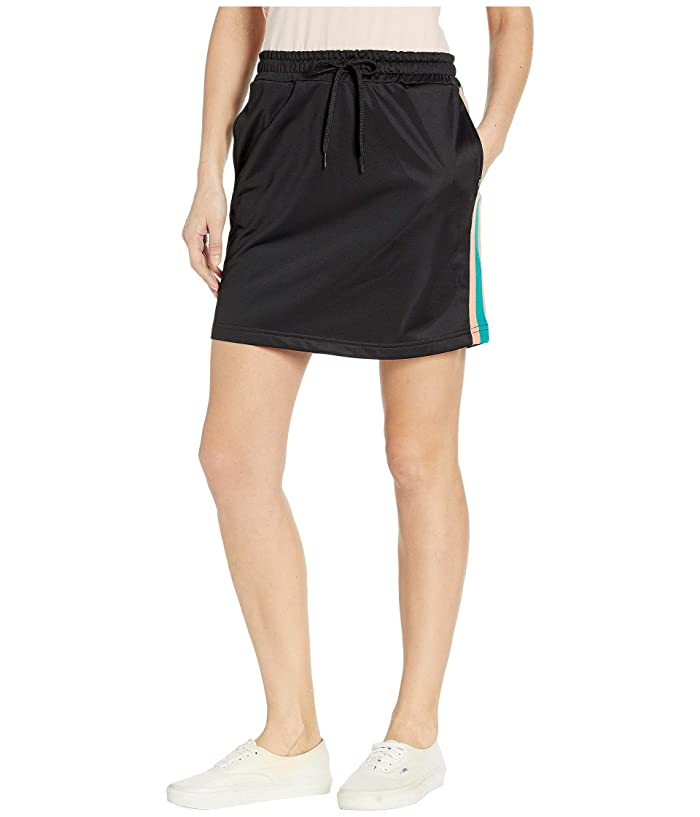 Vans Cali Native Track Skirt (Black) Women