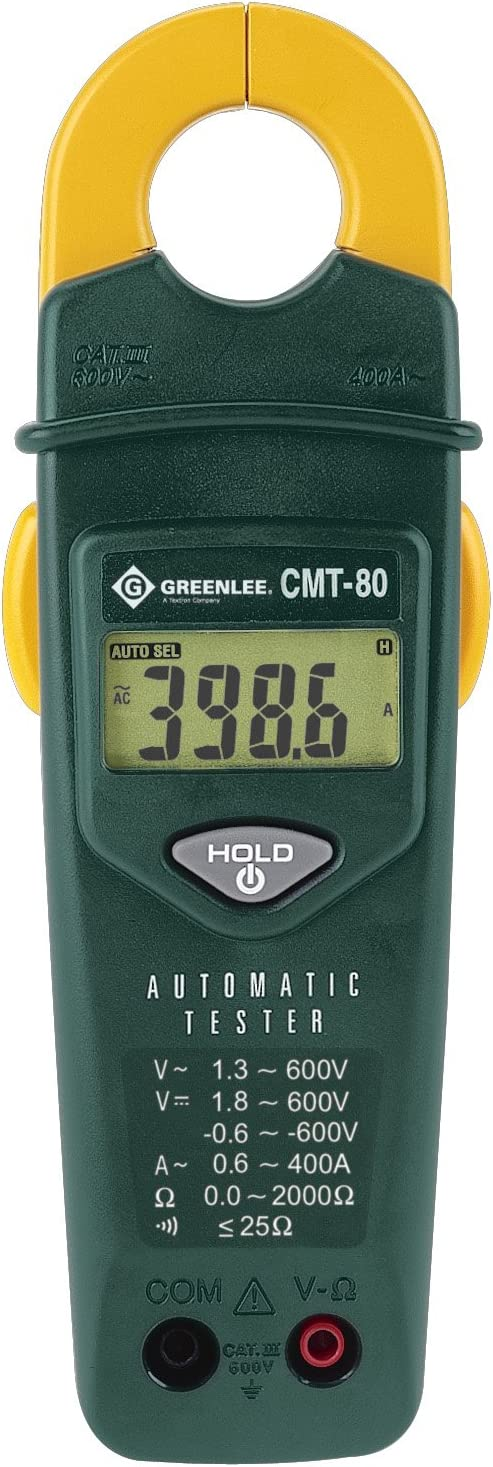Greenlee - Tester 600V 400A Cmt-80 CM Bombing Boston Mall free shipping Instruments Test Elec