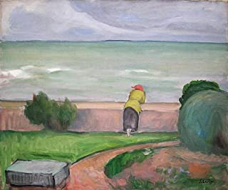 Henri Lebasque View of The sea Painting Oil on Canvas 30