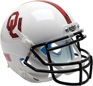 Schutt Sports NCAA Oklahoma State Sooners Replica Football Helmet, 1988 Throwback