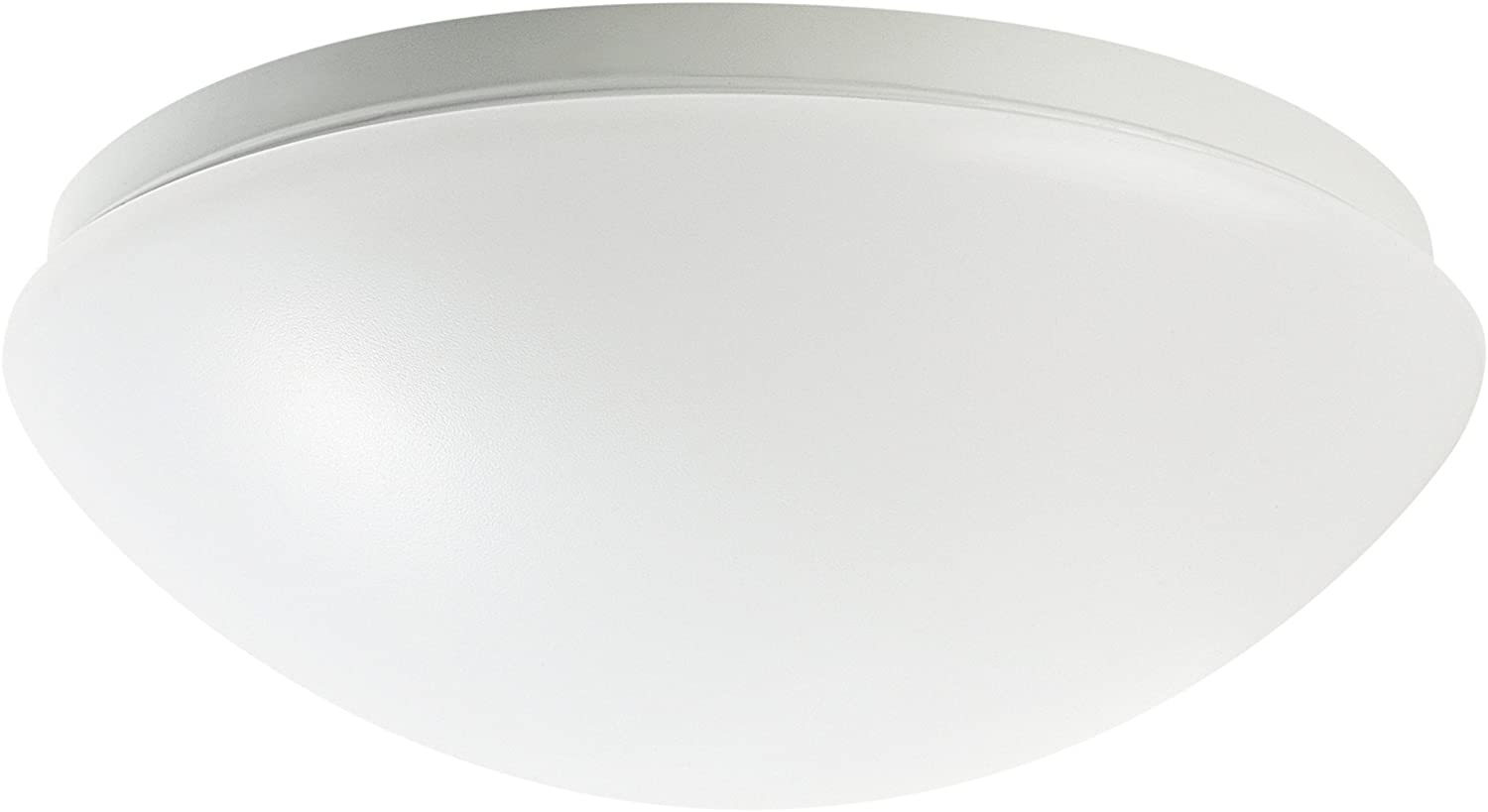 Globe Electric 65228 Led Integrated Energy Star 11 Flush Mount Ceiling Light White Finish Close To Ceiling Lights Amazon Canada