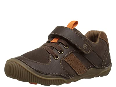 Stride Rite SRT Wes (Toddler) SINGLE SHOE (Brown) Boy