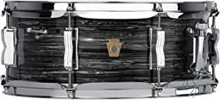 Ludwig Legacy Mahogany Jazz Fest Snare Drum - 5.5 Inches X 14 Inches - Vintage Black Oyster