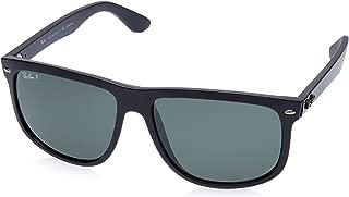 Rb4147 Boyfriend Black/Polarized Lens Fashion, Black, Size 60 Mm