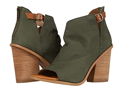 Diba True Hot Dice (Olive/Tan) Women
