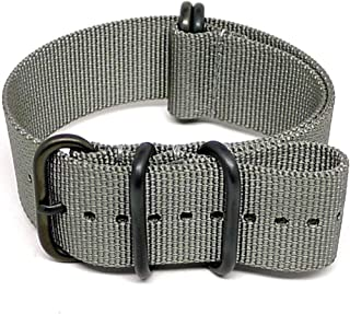 Best watch strap 22mm nylon Reviews