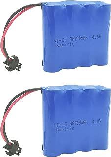 Best 4.8 volt rechargeable battery pack Reviews