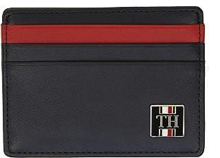 Tommy Hilfiger Plaque Pop Card Case Holder, AM0AM06011