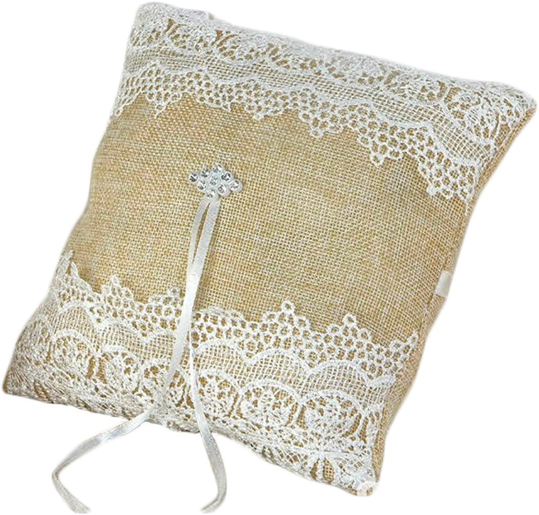 Mopec Cushion alliances, Textile, Beige, 5.5 x 5.5 x 19 cm