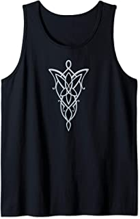 Lord of the Rings Arwen Necklace Tank Top