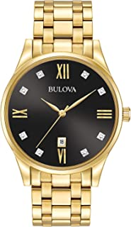 Bulova Men's Diamonds - 97D108