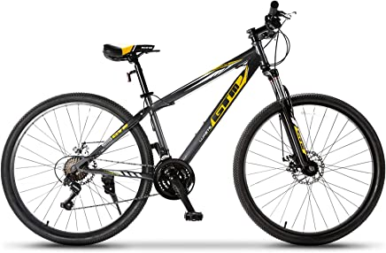 92a1a6a270f Murtisol Adult Mountain Bike Hybrid Bicycle 27.5/26 inches Hardtail Mountain  Bicycle with 21 Speed