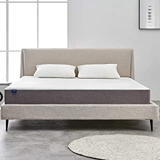 Twin Mattress, Molblly 8 Inch Memory Foam Mattress in a Box, Breathable Bed Comfortable Mattress with CertiPUR-US Certified Foam for Sleep Supportive & Pressure Relief, Twin Size Bed