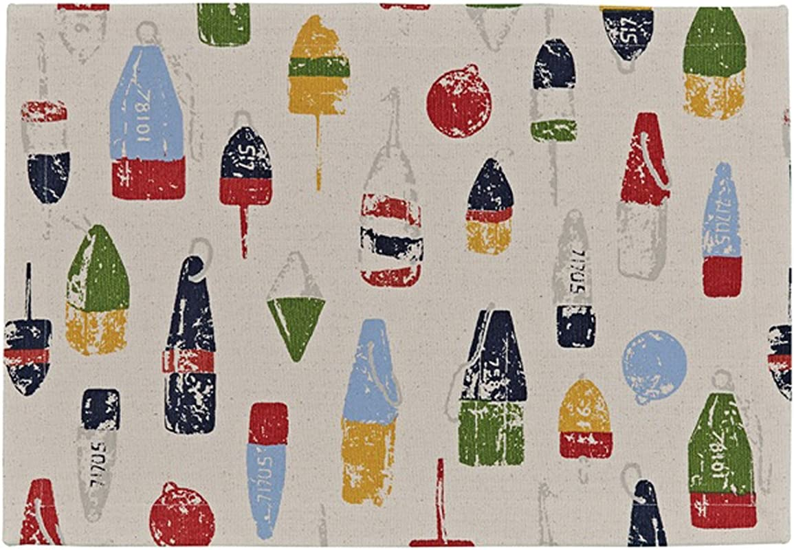 Buoy Nautical Placemat Set Of 4