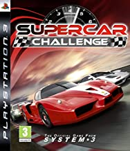 Supercar Challenge PlayStation 3 by System 3