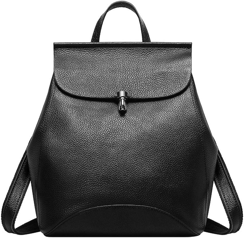 Backpack Women Backpack Leather School Bag Women Casual Bag