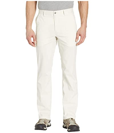 Mountain Khakis Stretch Poplin Pants Slim Fit (Oatmeal) Men
