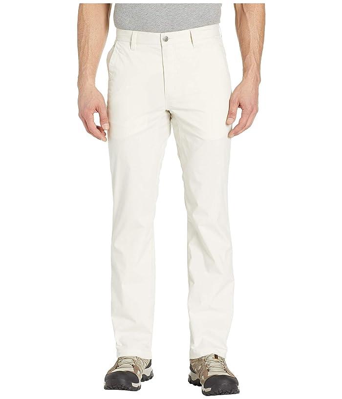 Mountain Khakis Stretch Poplin Pants Slim Fit (Oatmeal) Men
