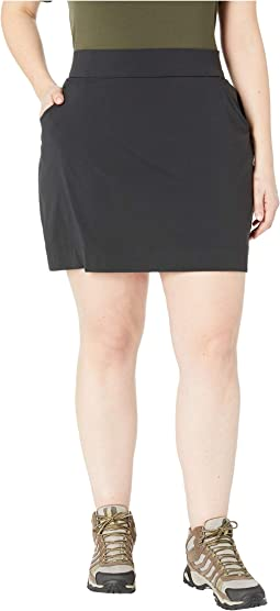 Plus Size Anytime Casual™ Stretch Skort