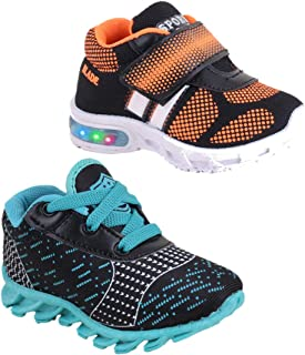 SMARTOTS Causal Shoes Combo Pack Resin Multicolor for Kids Boys