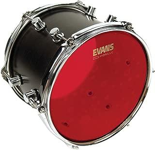 Evans Hydraulic Red Drum Head, 14
