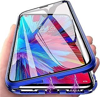 Magnetische Case voor Iphone 13 Mini/13/13 Pro/13 Pro Max Anti-Peep Privacy Magnetische Adsorptie Case Dubbelzijdig Gehard...