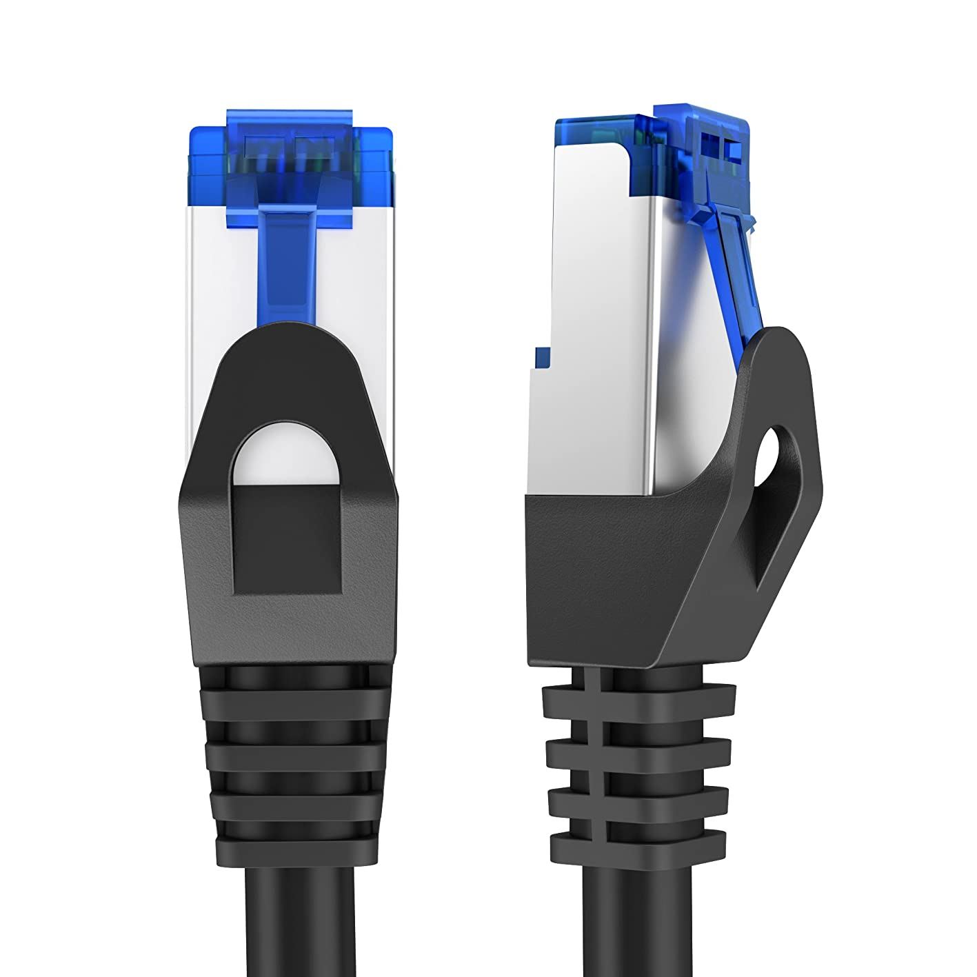 KabelDirekt PRO Series (25ft) Cat6 Gigabit High-Speed Ethernet Cable with Snagless RJ45 Connector - Reliable 1Gbps Internet Cord/Patch Cable with F/UTP Foil Shielding bfewbojuuga601