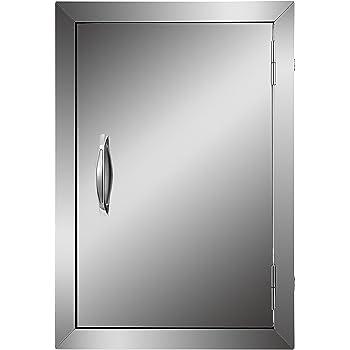 Amazon Com Acudor Lt 4000 Aluminum Access Door 24 X 36 Outdoor Kitchen Access Doors Garden Outdoor