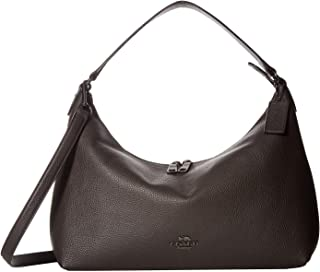 Women's Pebbled Leather East/West Celeste Convertible Hobo