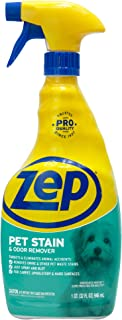 Zep Pet Stain & Odor Remover 32 oz ZUPETODR32, Clear