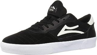 Lakai Footwear Cambridge Black/White Suedesize Tennis Shoe
