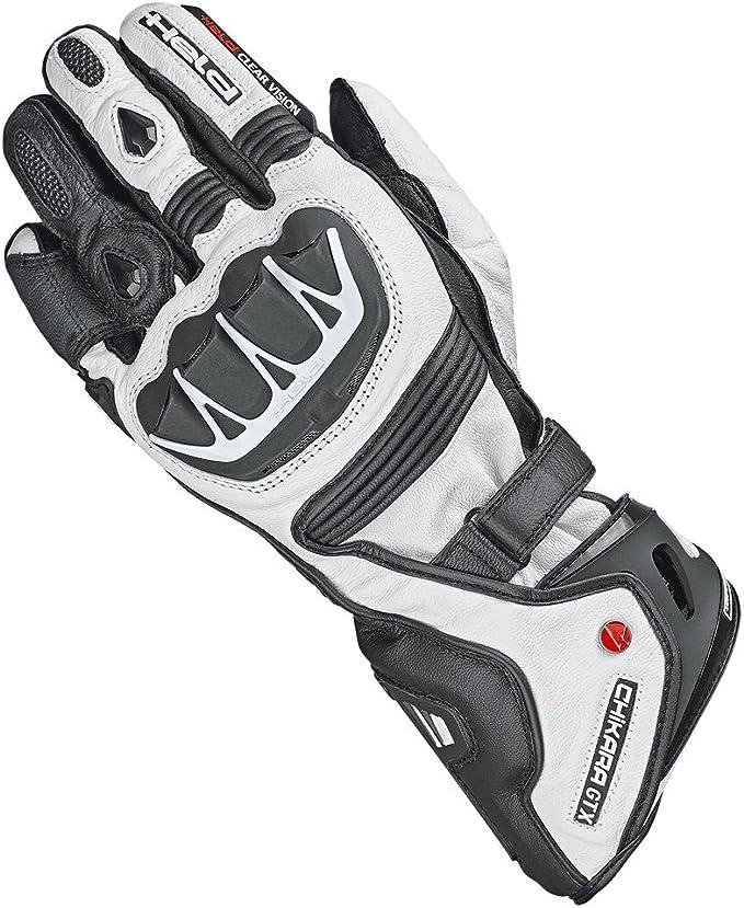 Held Chikara Gtx Handschuhe Schwarz Weiß 9 Auto