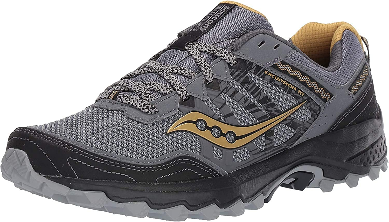 Saucony Trust Men's Excursion Free Shipping New Sneaker TR12