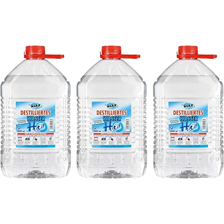 Repsol Rp711a85 Destilliertes Wasser 1 L Auto