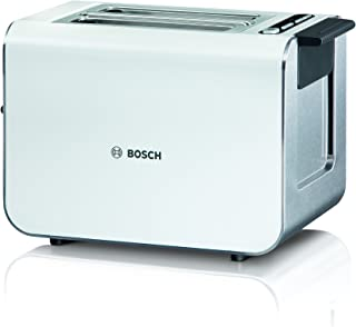 Bosch Styline Collection Toaster, Two Slice , White -TAT8611GB