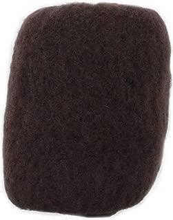 ハマナカ ニードルわたわた 30g col.314 チョコレート色 H440-003-314