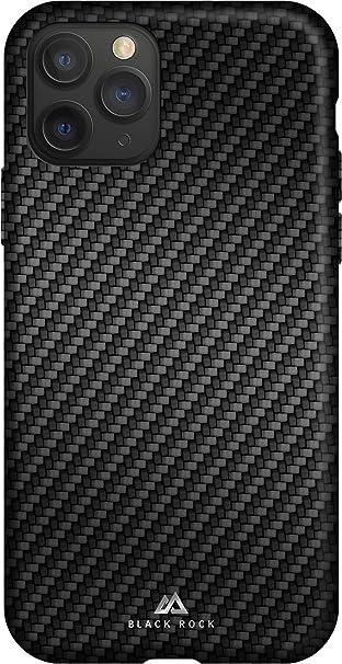 Black Rock Flex Carbon Case Hülle Für Apple Iphone 11 Pro Handyhülle Schutzhülle Silikon Soft Tpu Fiber Cover Schwarz Elektronik