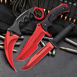 Best butterfly knife axe Reviews