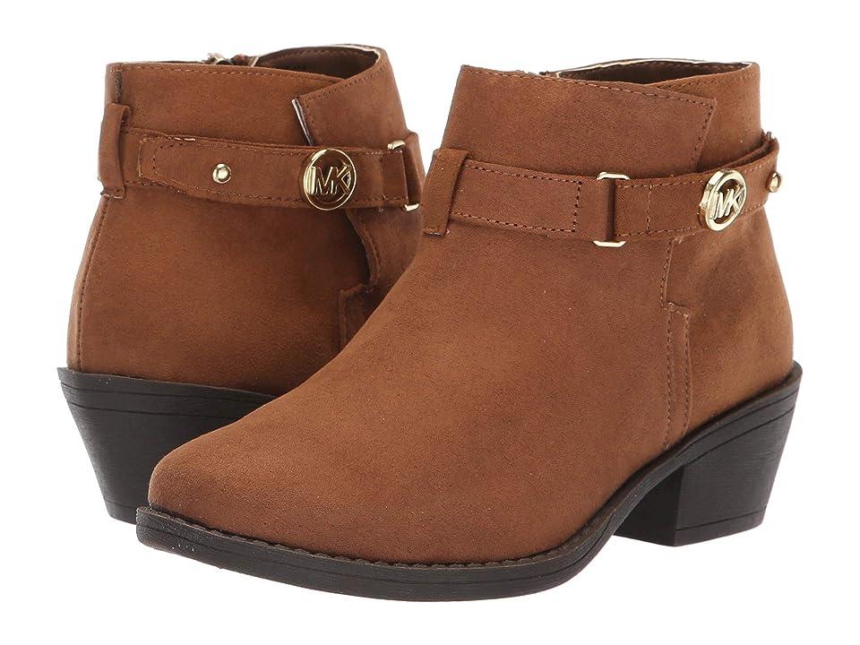 MICHAEL Michael Kors Kids Fia Harland (Little Kid/Big Kid) (Caramel) Girls Shoes