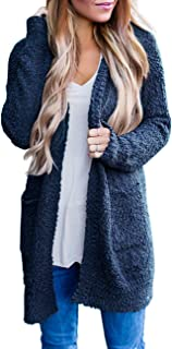 Best navy chunky cardigan Reviews