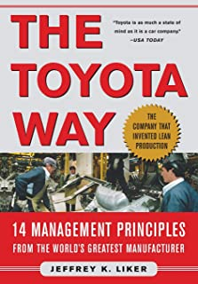 Best toyota way jeffrey liker Reviews