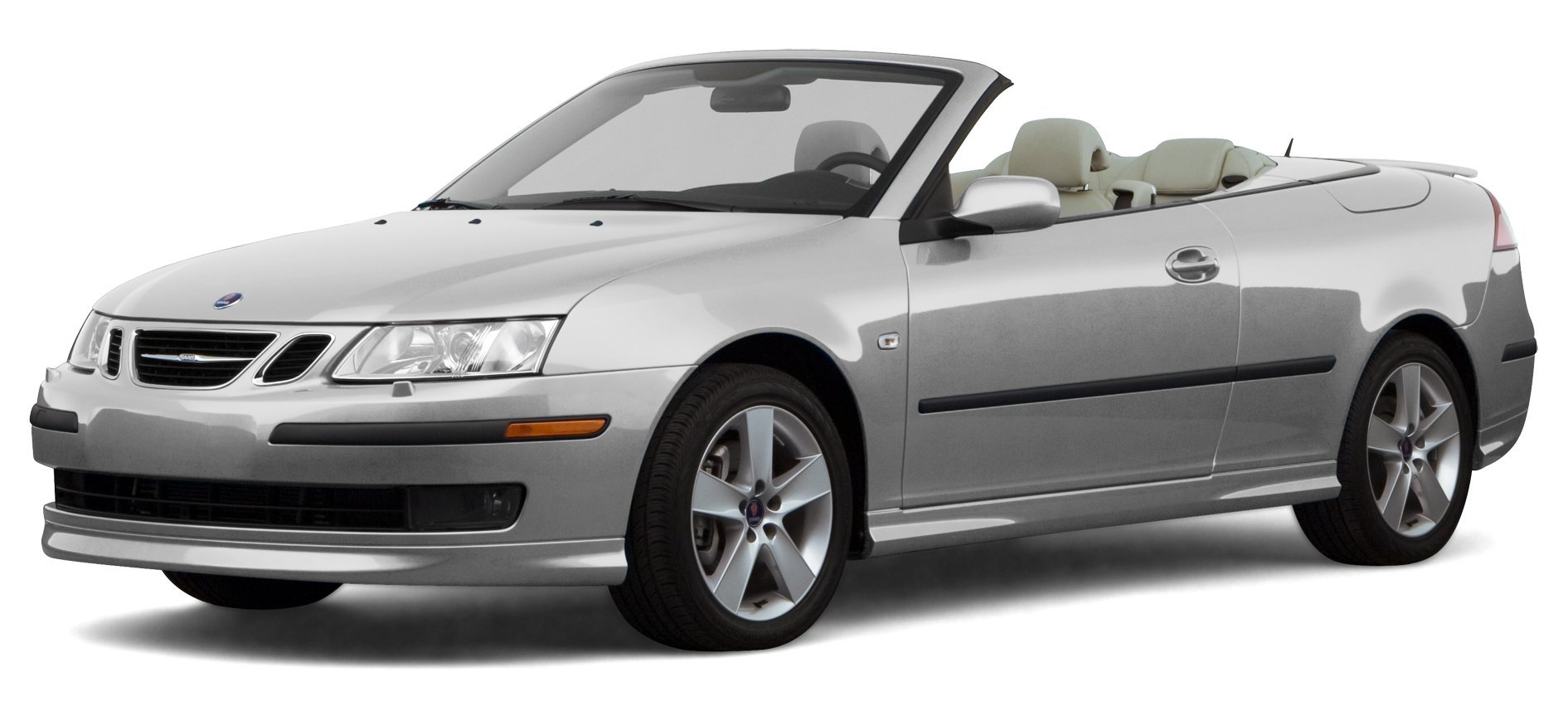 ... 2007 Saab 9-3, 2-Door Convertible Automatic Transmission ...