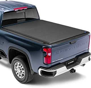 """Lund Genesis Elite Roll Up Soft Roll Up Truck Bed Tonneau Cover 