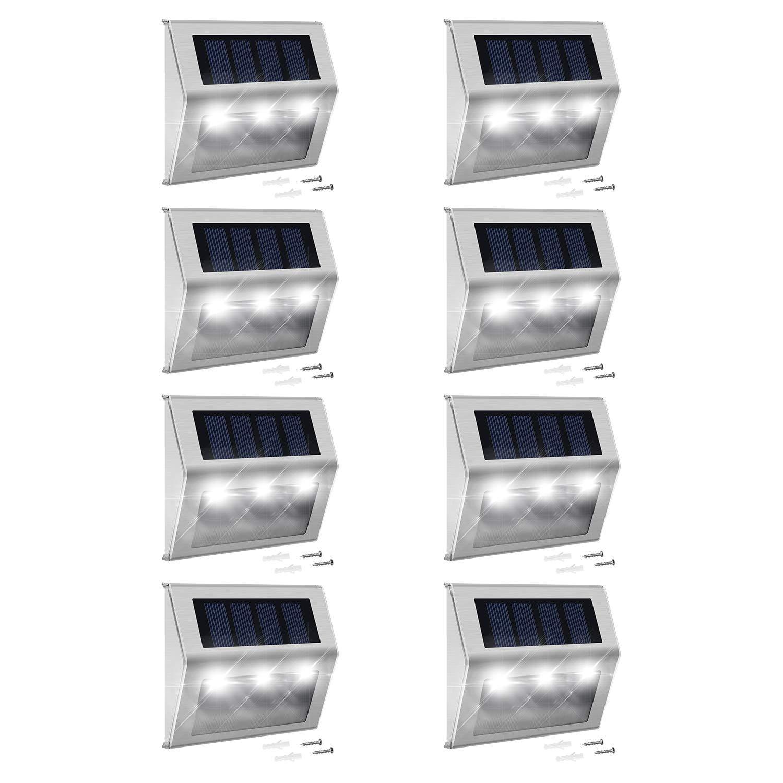 Battery Capacity JACKYLED Weatherproof Lighting