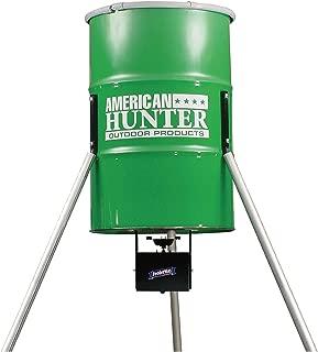 American Hunter Tripod Feeder with 20558 Digital Timer, 350 Lb