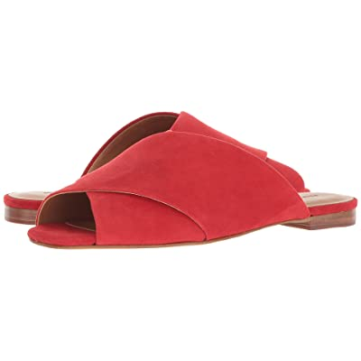 Rebecca Minkoff Anden (Cherry Kid Suede) Women
