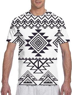 Camera Doodle Pattern Short Sleeve Tee Novelty Teen Unisex T Shirt