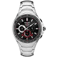 Deals on Seiko Japanese Quartz Stainless Steel Strap Casual Watch