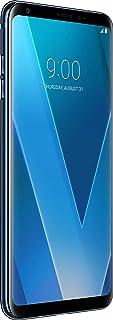 LG V30 - Smartphone, 64 GB, Android, Oled Fullvision, 2880 x 1440 píxeles, Qualcomm Snapdragon 835, 13 MP, Azul (Moroccan Blue), 6