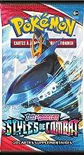 Pokemon Booster (Modèle aléatoire) - Epée et Bouclier Styles de Combat (EB05) - Jeu de société - Jeu de Cartes à Collectionner Multicolore